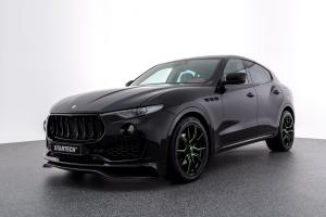 Maserati Levante Black by Startech